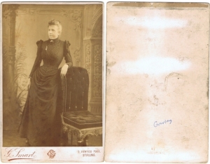 Great Grandmother Margaret
