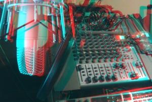 Oldschool studio mixage